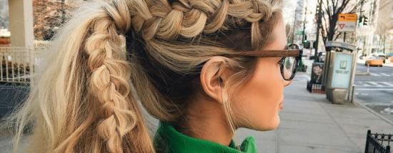 'Как сделать прическу на длинные волосы: инструкции
