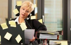 Внешние причины возникновения стресса