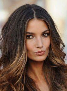 Модное окрашивание волос 2015