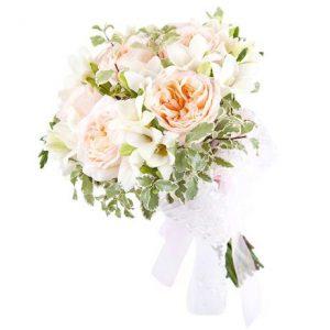 Букет невесты: Французский