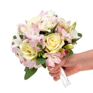 Букет невесты: Нежный