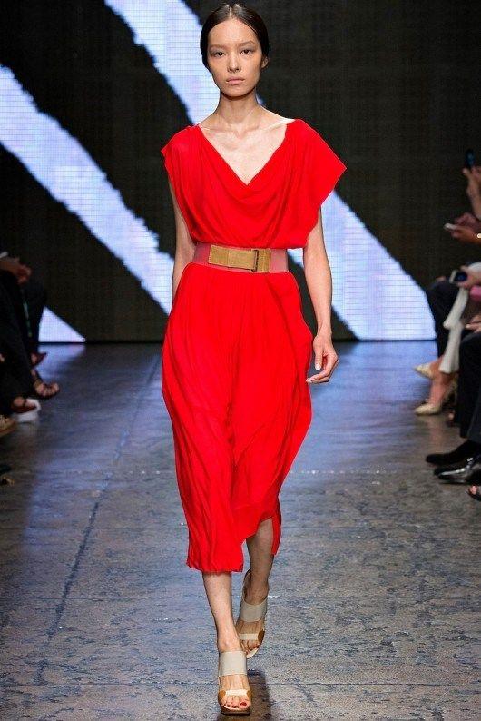 модные фасоны платьев 2015