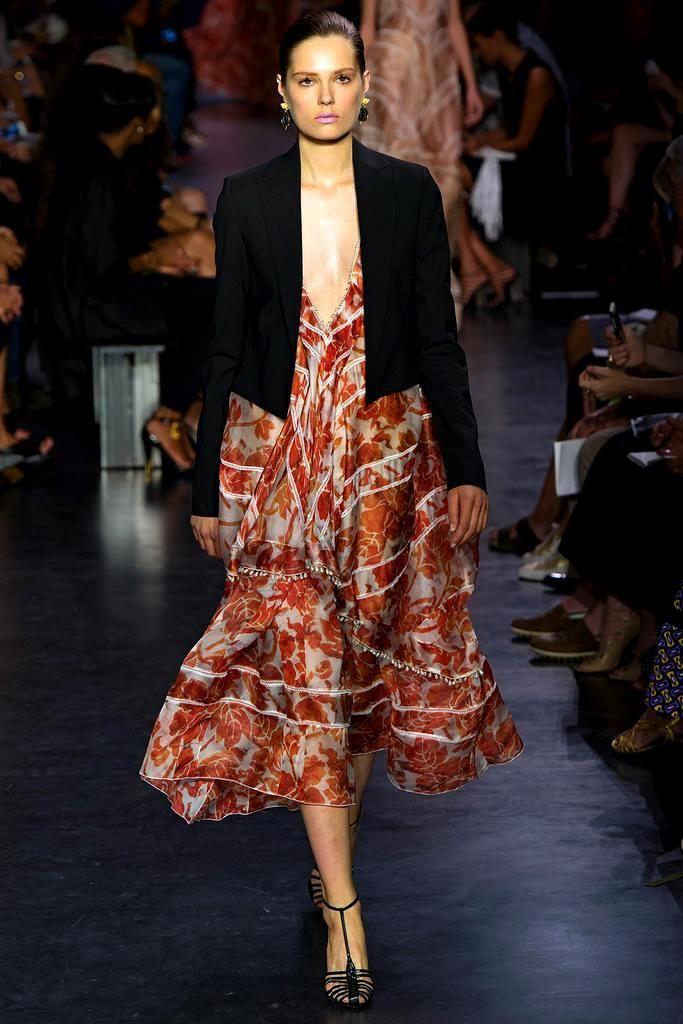 модные платья лето 2015
