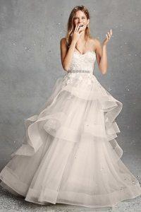 мода свадебные платья