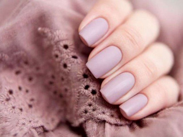 Модный маникюр 2015: эффект пудры