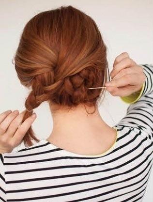 Повседневная прическа: косы