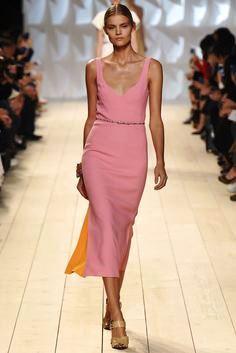 Модные цвета 2015: розовый