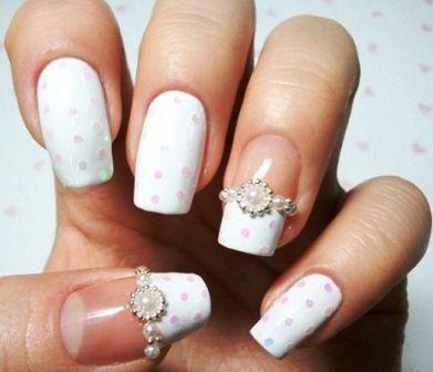 Свадебный маникюр: тенденции 2015