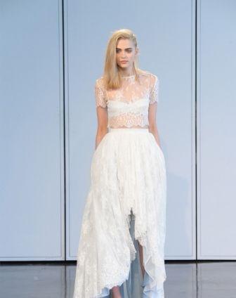 Лучшие свадебные платья: коллекция 2015