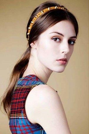 аксессуары для волос: повязки
