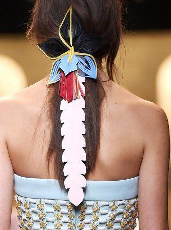 аксессуары для волос: абстрактные украшенияаксессуары для волос: абстрактные украшения