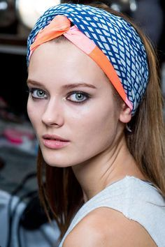 аксессуары для волос: платки