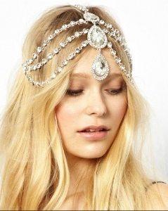 аксессуары для волос: восточные украшения