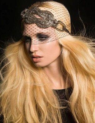аксессуары для волос: стильные ободки
