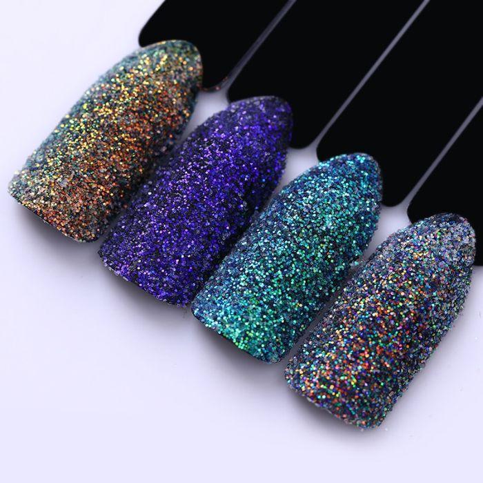 Блестки для ногтевого дизайна
