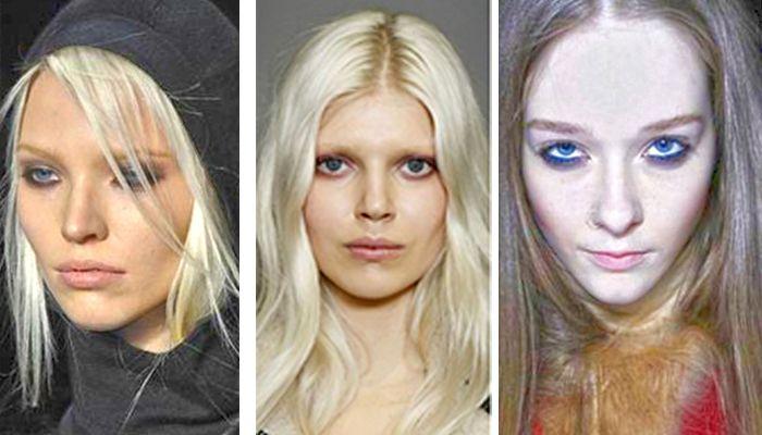 Модный макияж: дымчатые глаза