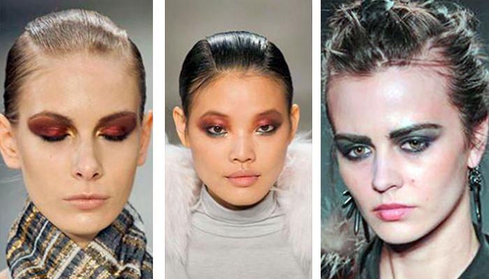 Модный восточный макияж