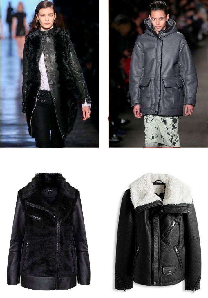 Модная куртка осень - зима 2015