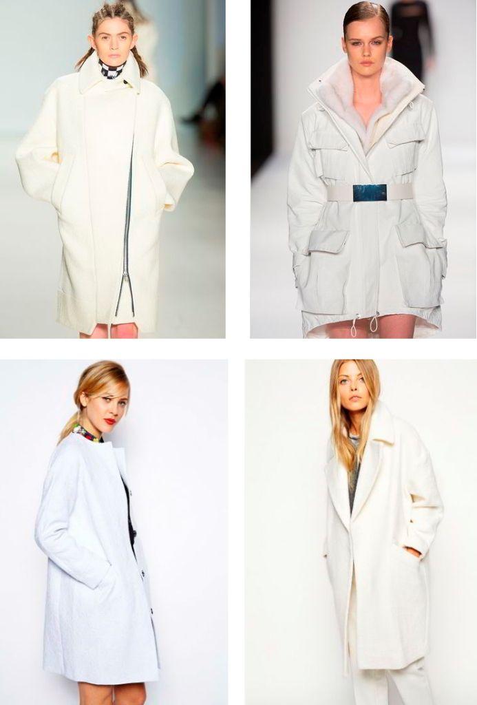 Модное пальто осень - зима 2015