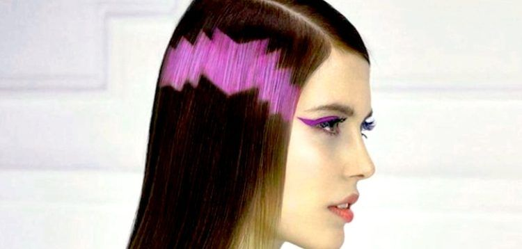Новинка окрашивания волос 2015