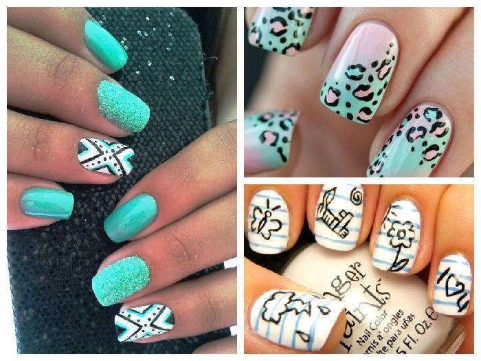 Дизайн ногтей: коллекция фото