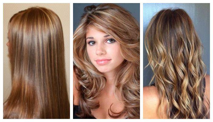 Колорирование волос: модная тенхника брондирование, фото