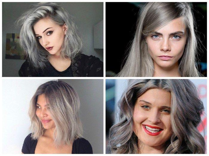 фото омбре на короткие волосы фото до и после