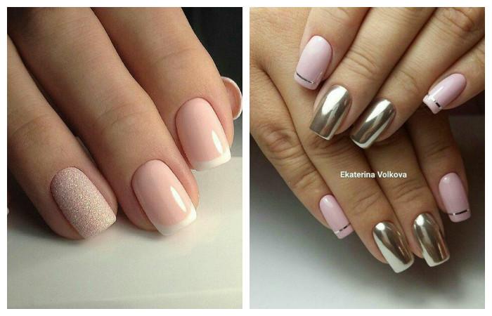 Как самой себе накрасить ногти гель лаком