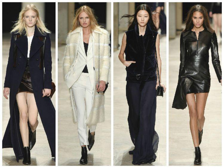 Модная одежда осень 2015: коллекция Барбары Буи