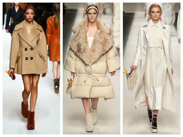 Модная одежда 2016: FENDI