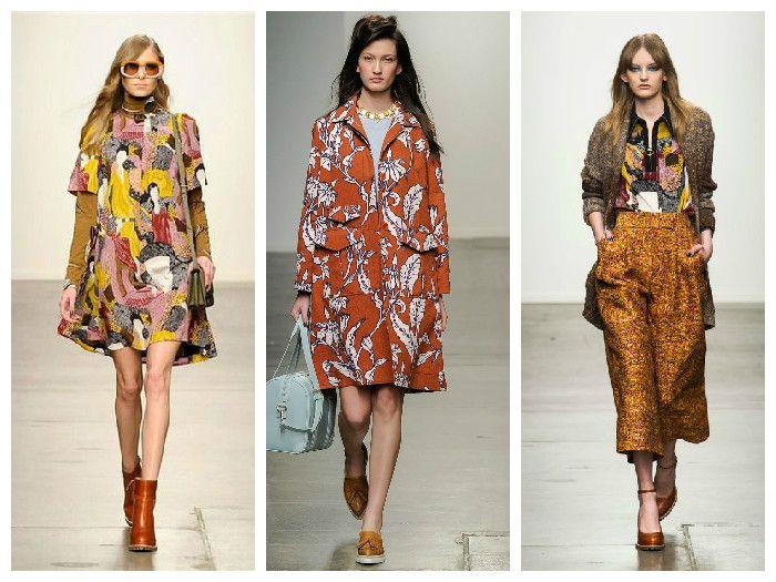 Модная одежда 2016: Karen Walker