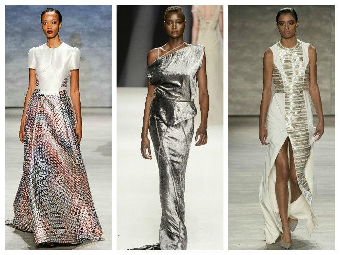 Модные платья коллекция Bibhu Mohapatra