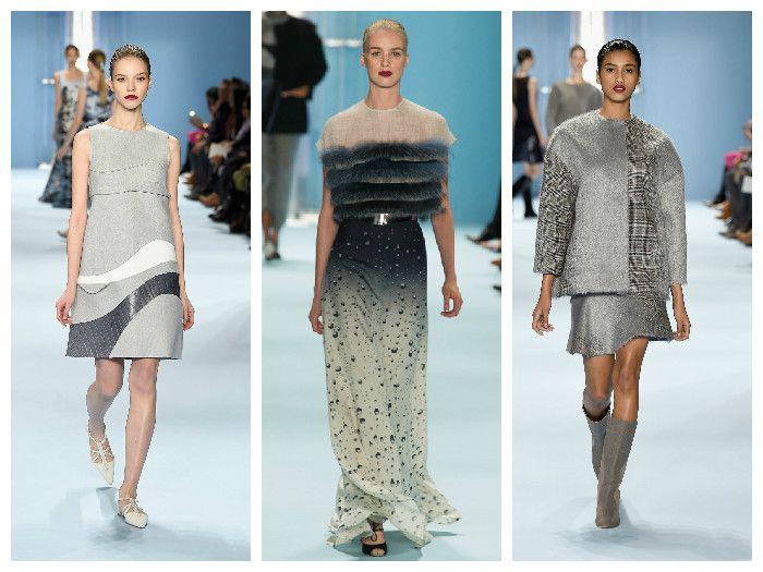 Модные платья коллекция Carolina Herrera