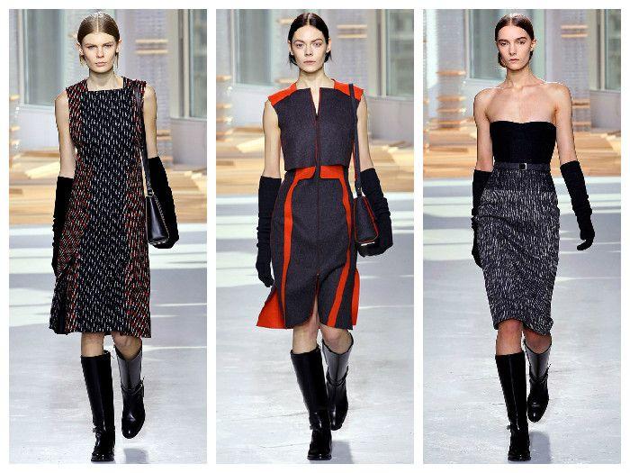 Модные платья коллекция Hugo Boss