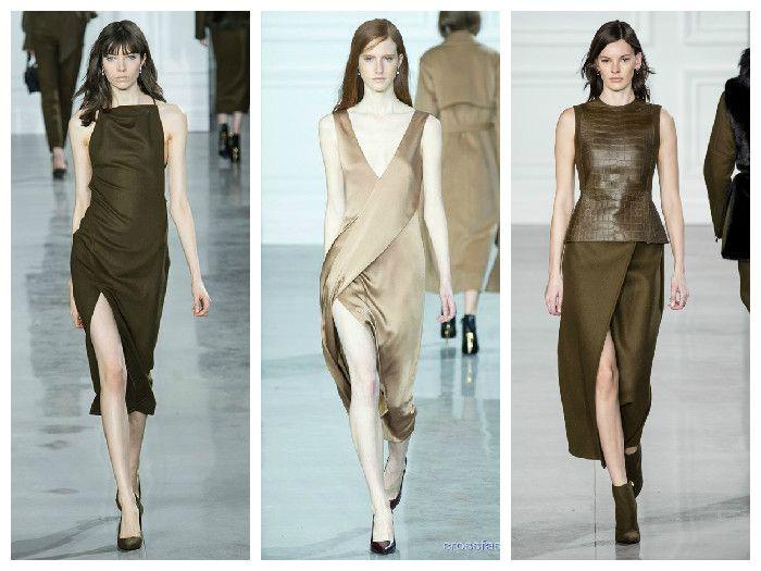 Модные платья коллекция Jason Wu