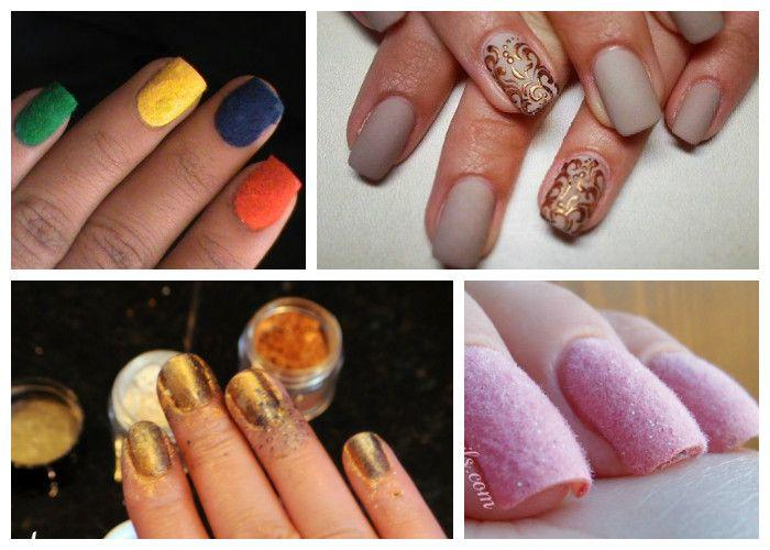 Дизайн коротких ногтей: фото