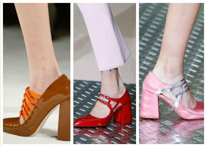 Модная обувь лето: обилие ремешков
