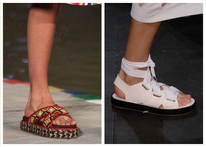 Модная обувь: восточные мотивы