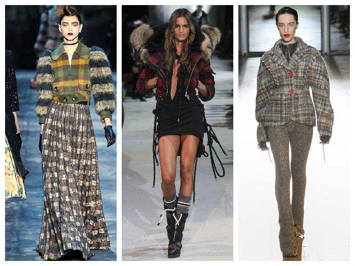 Модные клетчатые куртки 2016Модные клетчатые куртки 2016