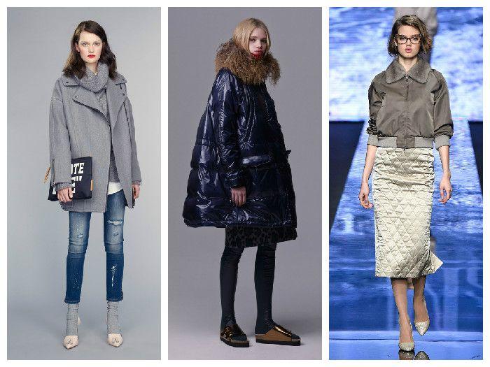 Модные куртки 2016: фото
