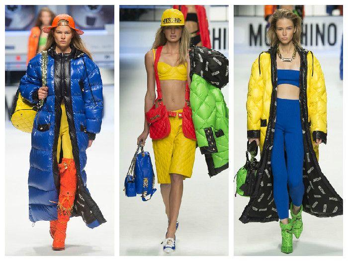 Модные спортивные куртки 2016