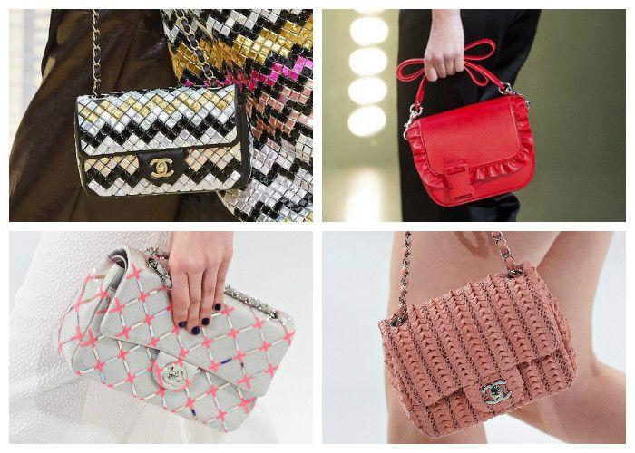 Модные сумки 2016: яркие клатчи