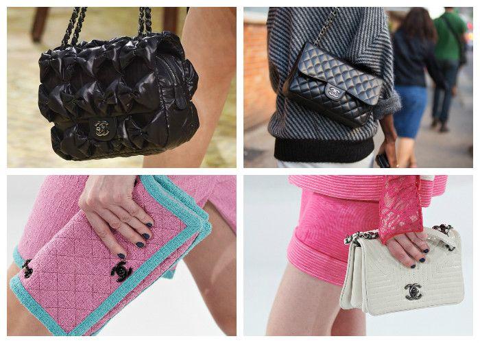 Модные сумки 2016: коллекция Chanel