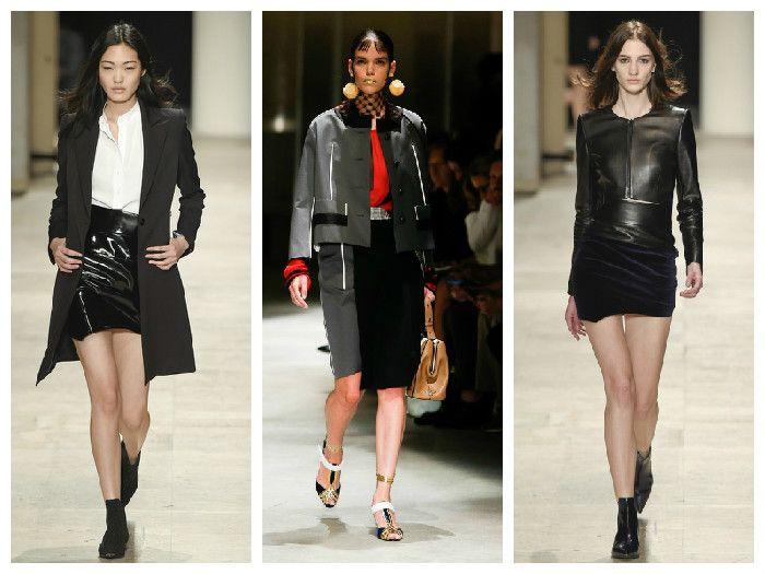 Модные юбки: асимметричность