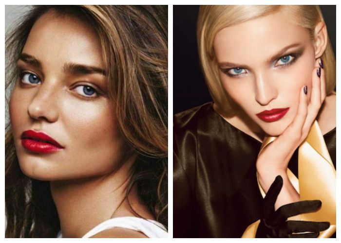 Модный макияж 2016: коричневые и бронзовые оттенки