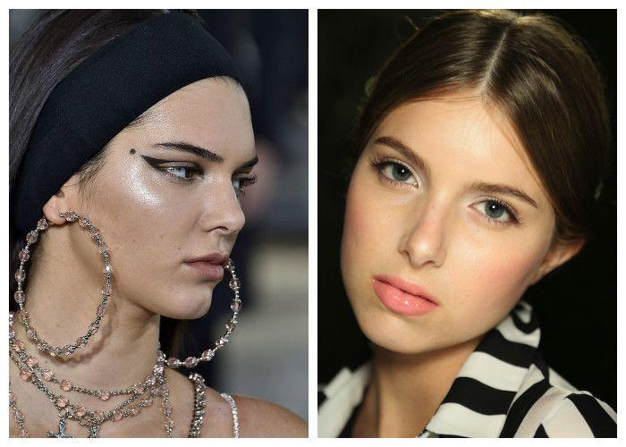 Модный макияж 2016: фото примеры