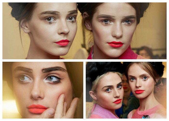 Модный макияж 2016: Chanel