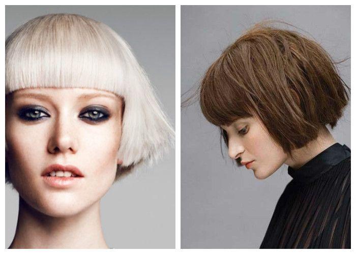 Прически на короткие волосы: стильное каре