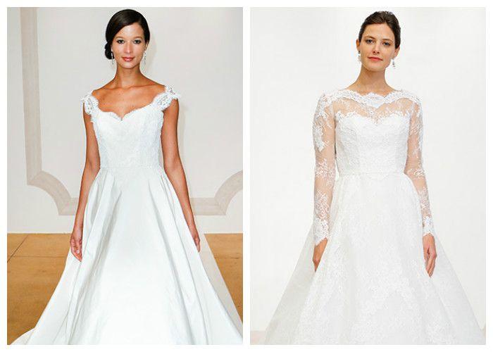 Кружевные свадебные платья Judd Waddell