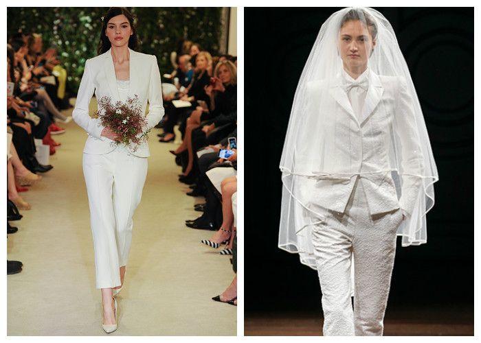 Свадебные костюмы